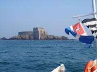 Petit Bé - Fort Vauban Saint Malo